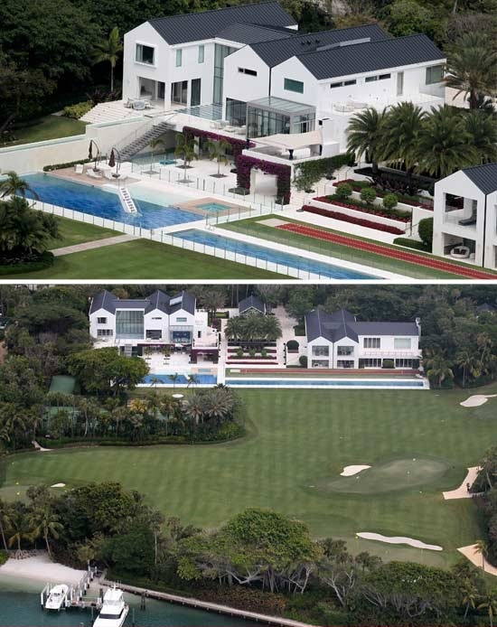 Tiger Wood 39 S House Therichest