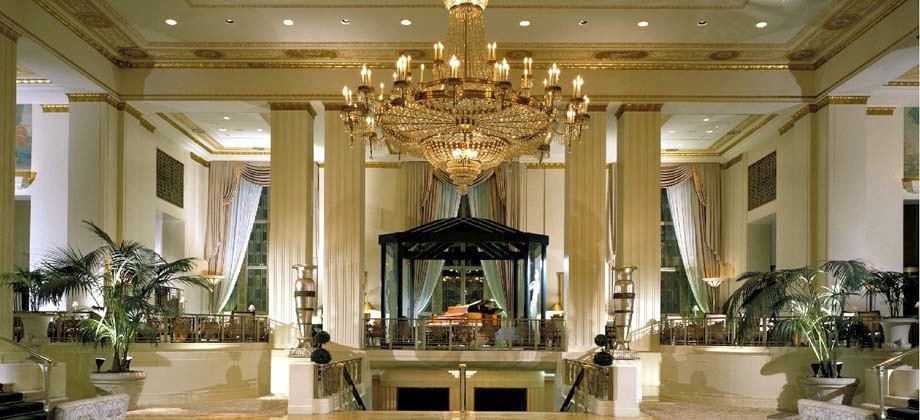 The top 10 most expensive hotels in new york city therichest for Expensive hotel in new york