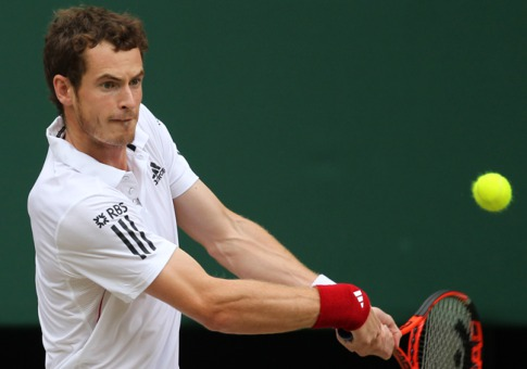 andy murray tennis player. 4 (tie) Andy Murray