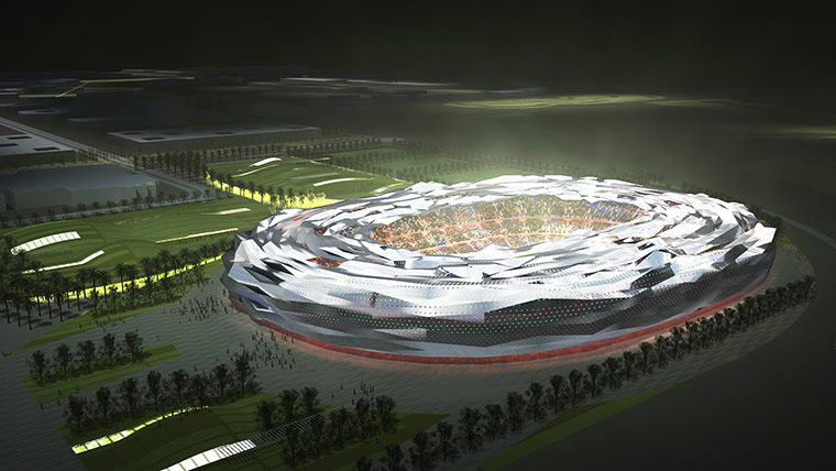 Qatar's outstanding stadiums for FIFA World Cup 2022