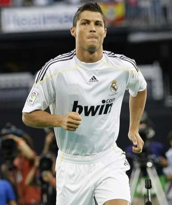 cristiano ronaldo real madrid 2011. Number 2: Cristiano Ronaldo