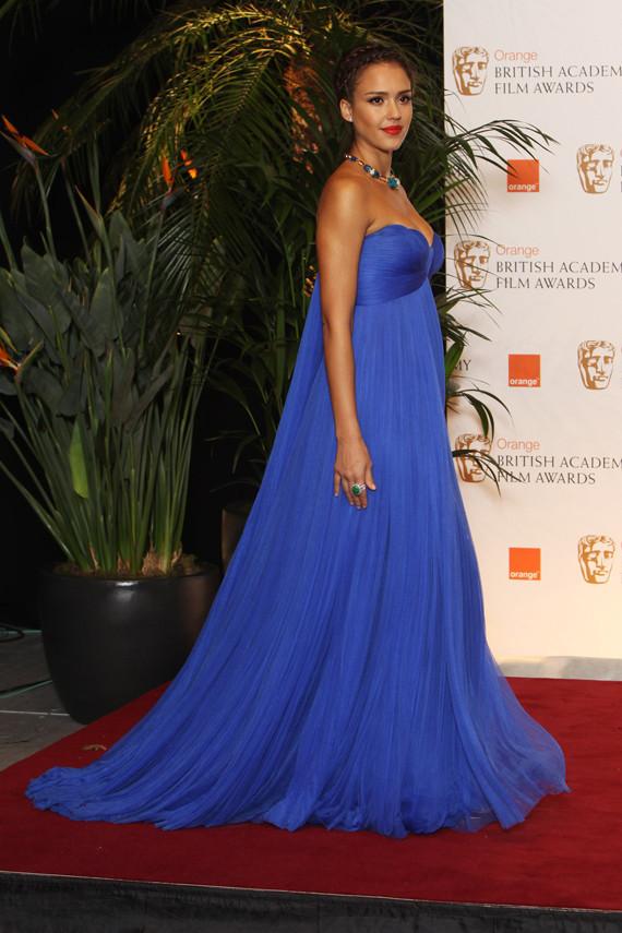 jessica alba dress 2011. Jessica Alba announced on