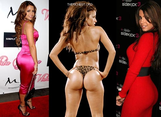 Vida Guerra booty Top 15 Celebrities With Big Butts and Buttocks
