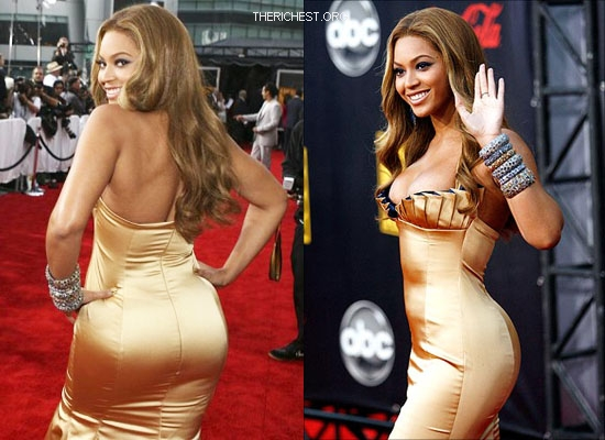 Which celeb has the juiciest booty