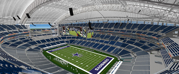 The Most Expensive Nfl Stadium