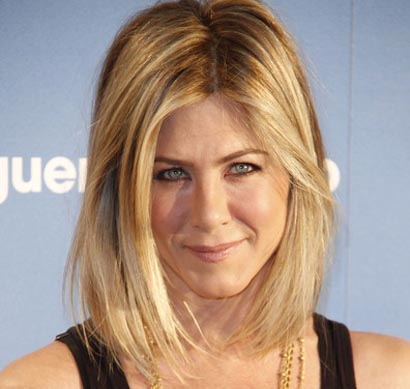 jennifer aniston new hair 2011. No.6 jennifer aniston new hair