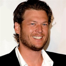 blake shelton footloose