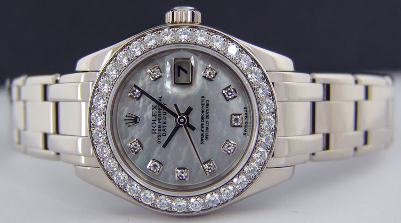 The Top 10 Most Expensive Watches Made By Rolex For Women