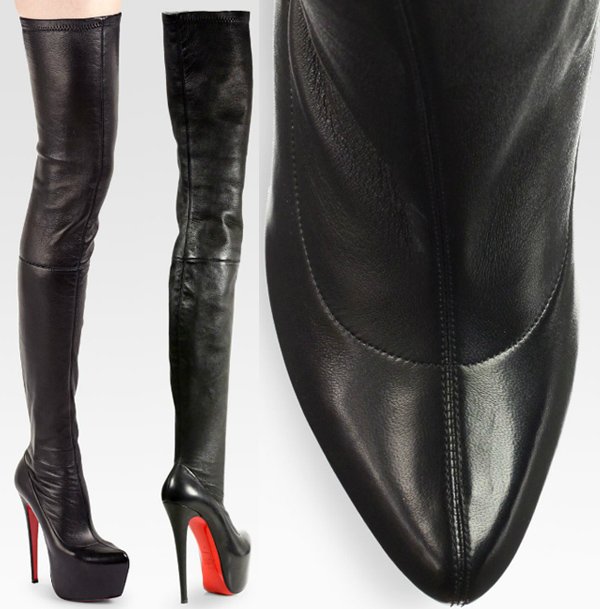 8c6db7debf7c The Most Expensive Christian Louboutin Shoes of 2013