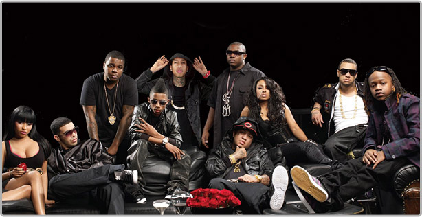 Young Money 2013 Members The Richest Young Mone...