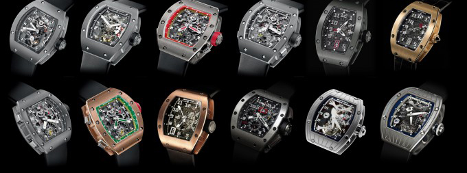 11 Most Expensive Richard Mille Watch Models