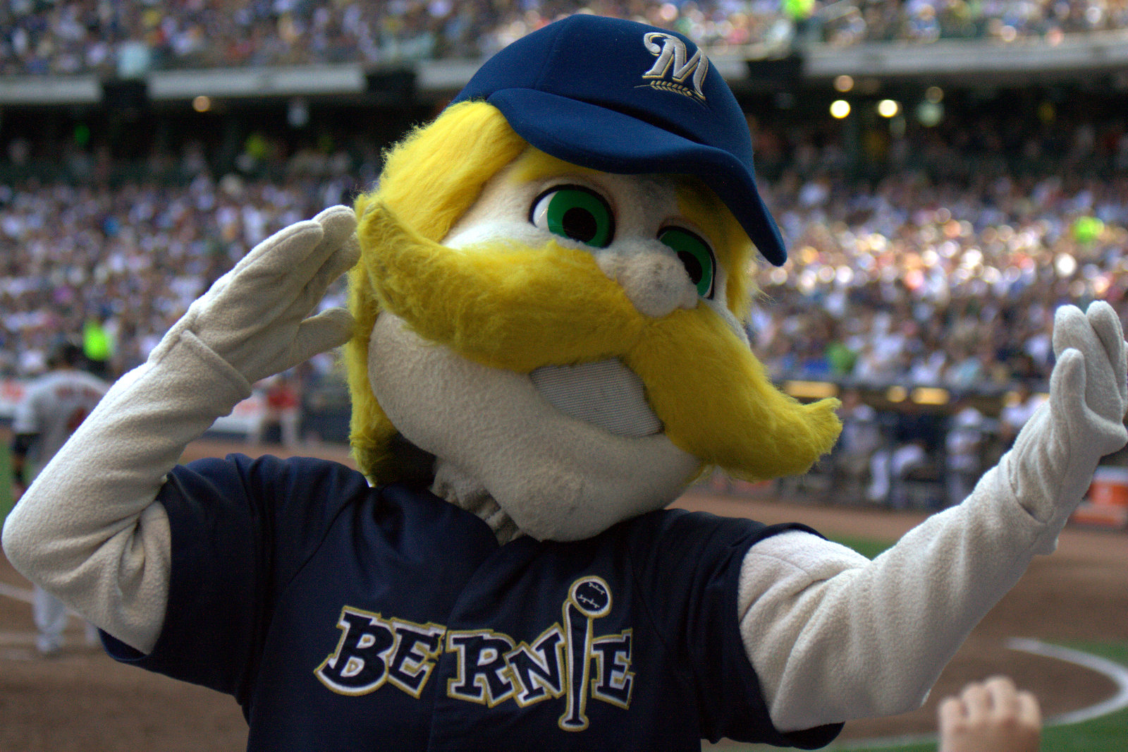 Most Expensive Beer In The World >> 9. Bernie Brewer - Milwaukee Brewers - $200 per hour ...