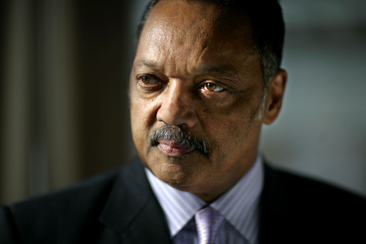 Rev.  Jesse Jackson Speaks On Hip Hop Affecting Our Culture