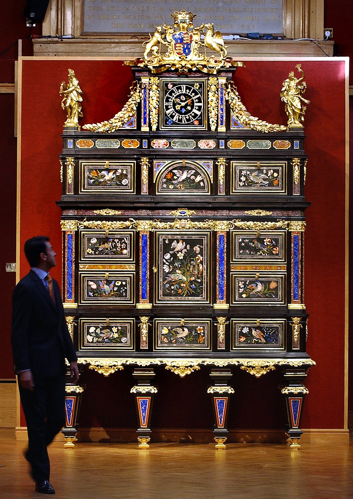 Old world charm most expensive antiques ever sold for World s most expensive furniture
