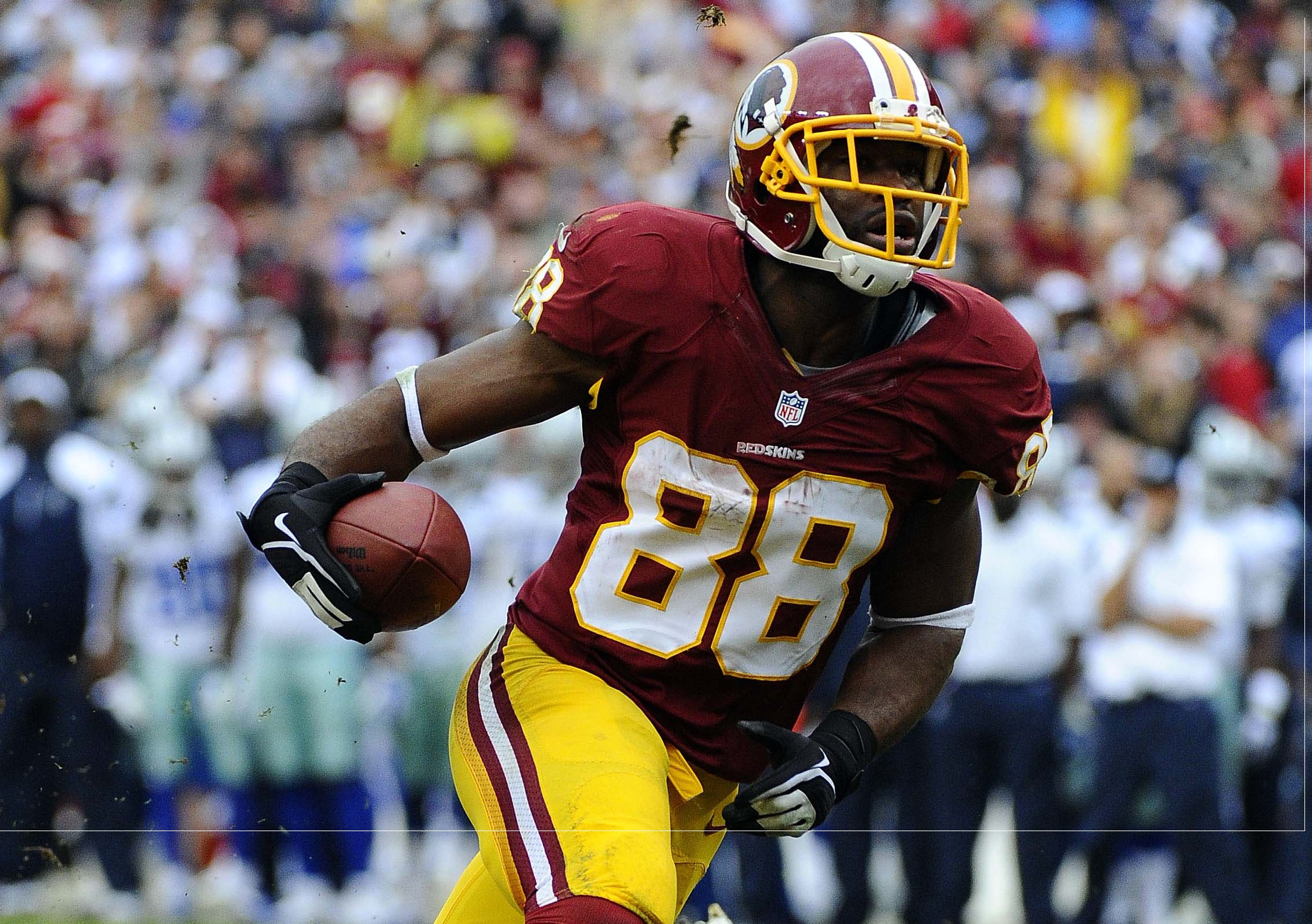 Top 10 Highest Paid 2013 Washington Redskins Players