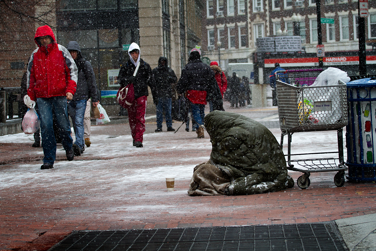 10 Most Homeless States In America Therichest
