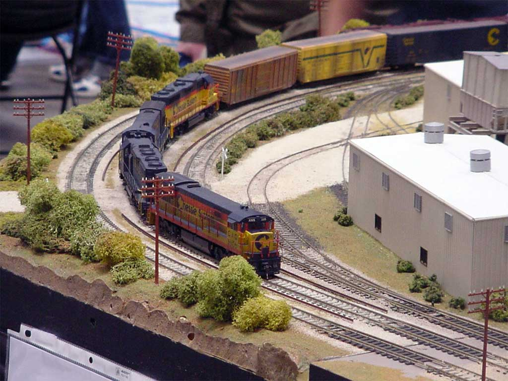 On The Right Track Rod Stewart S Model Train Collection