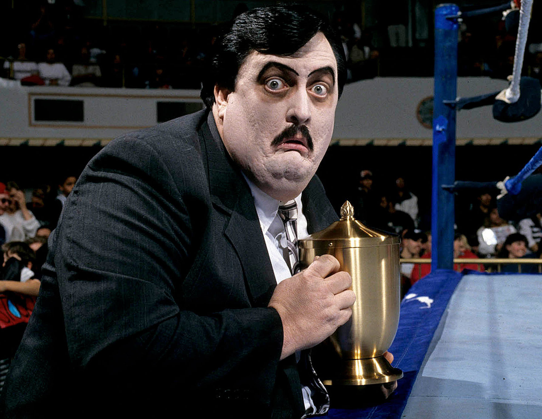 Top 10 Greatest Wrestling Managers Of All Time Therichest