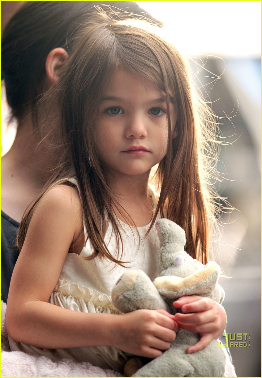 Suri Cruise - TheRichest