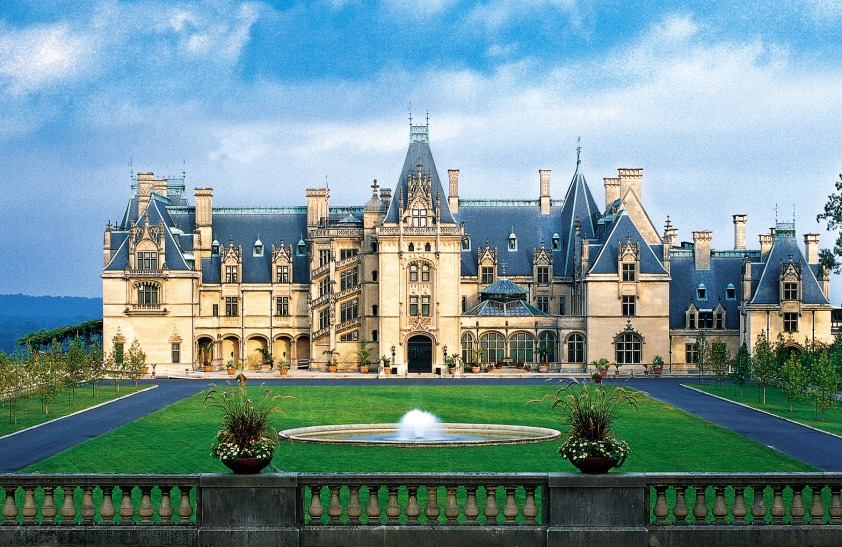 The Biltmore Estate The Largest Privately Owned House In