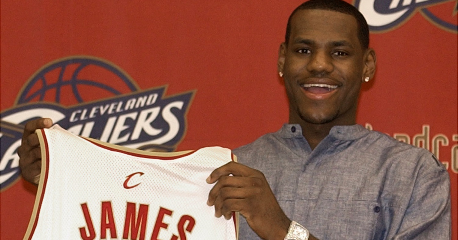 Top 10 Highest-Earning NBA Players From The 2003 Draft