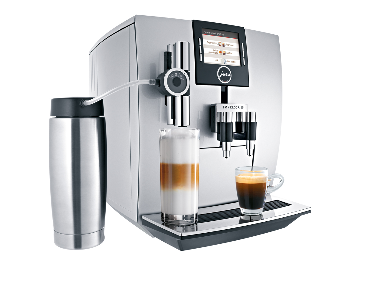 the 10 most expensive sleek espresso machines therichest. Black Bedroom Furniture Sets. Home Design Ideas