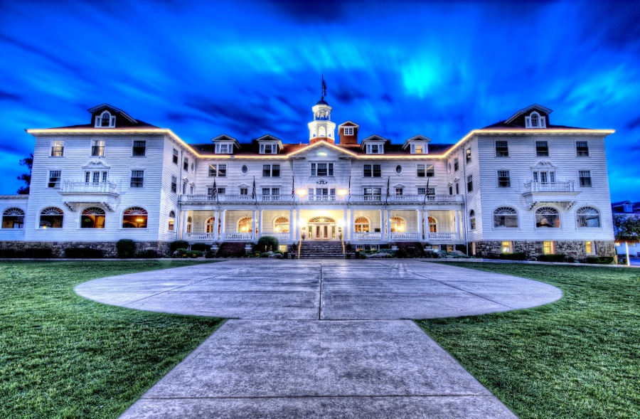 7 of the most haunted hotels in america therichest for Most expensive hotel in america