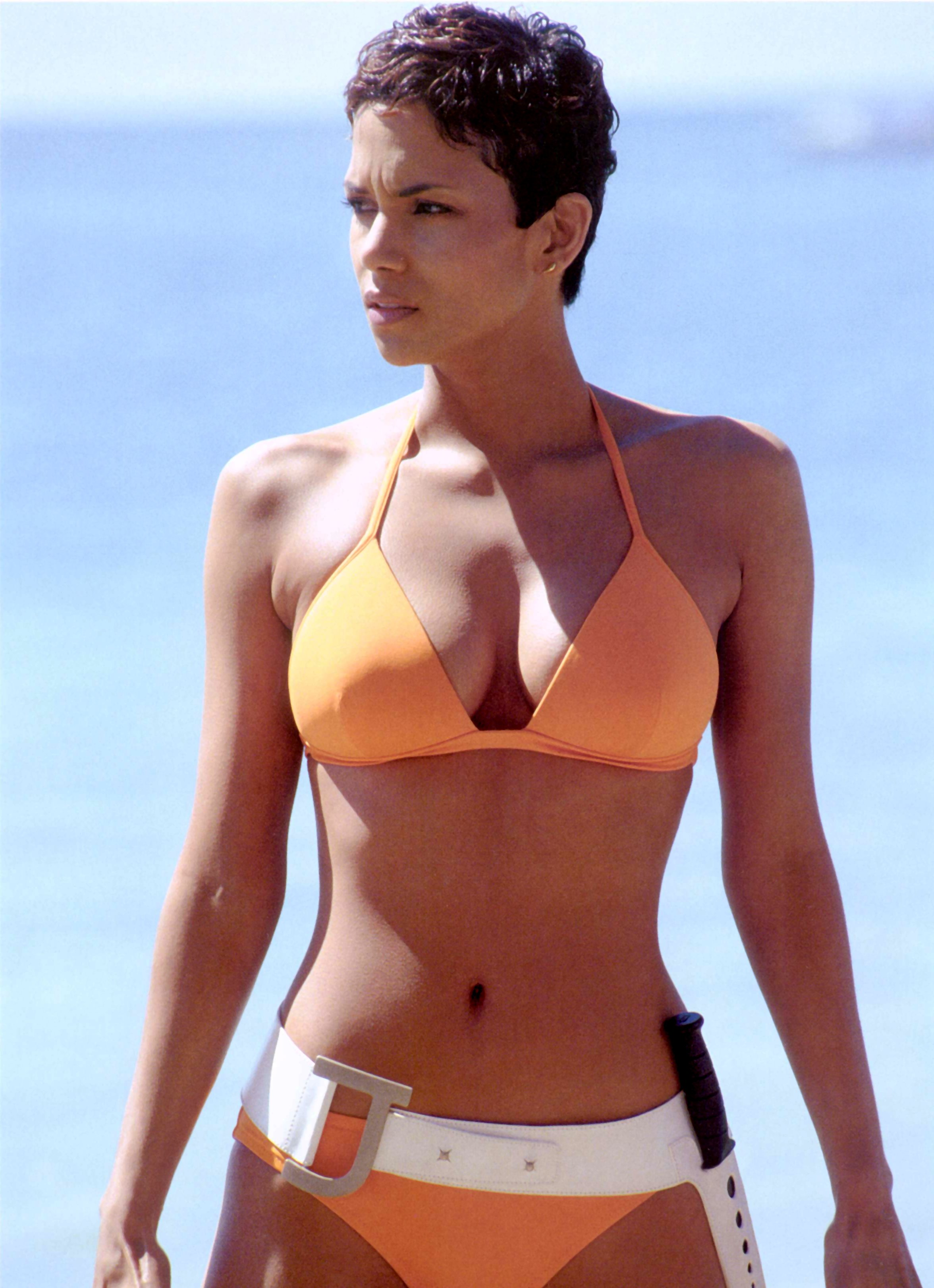 Hot Halle Barry Free Nude HD