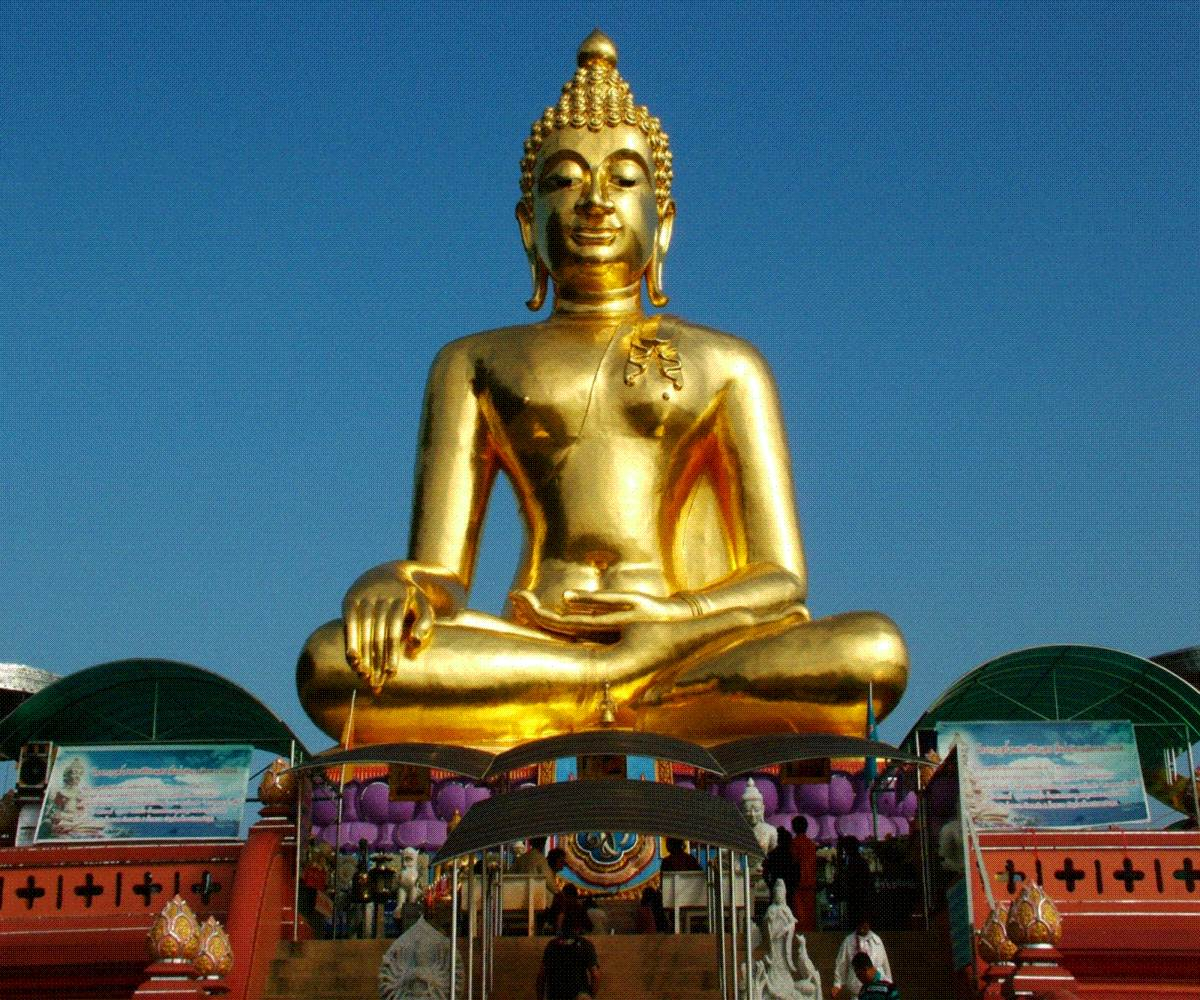 The Ten Largest Statues In Asia Therichest