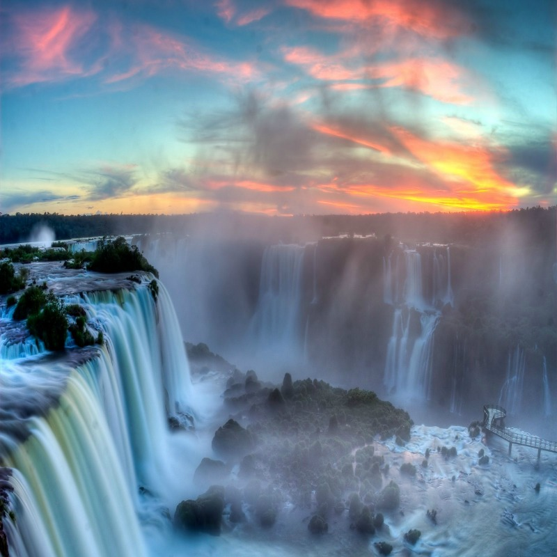 Top 10 Most Breathtaking Waterfalls Around The World