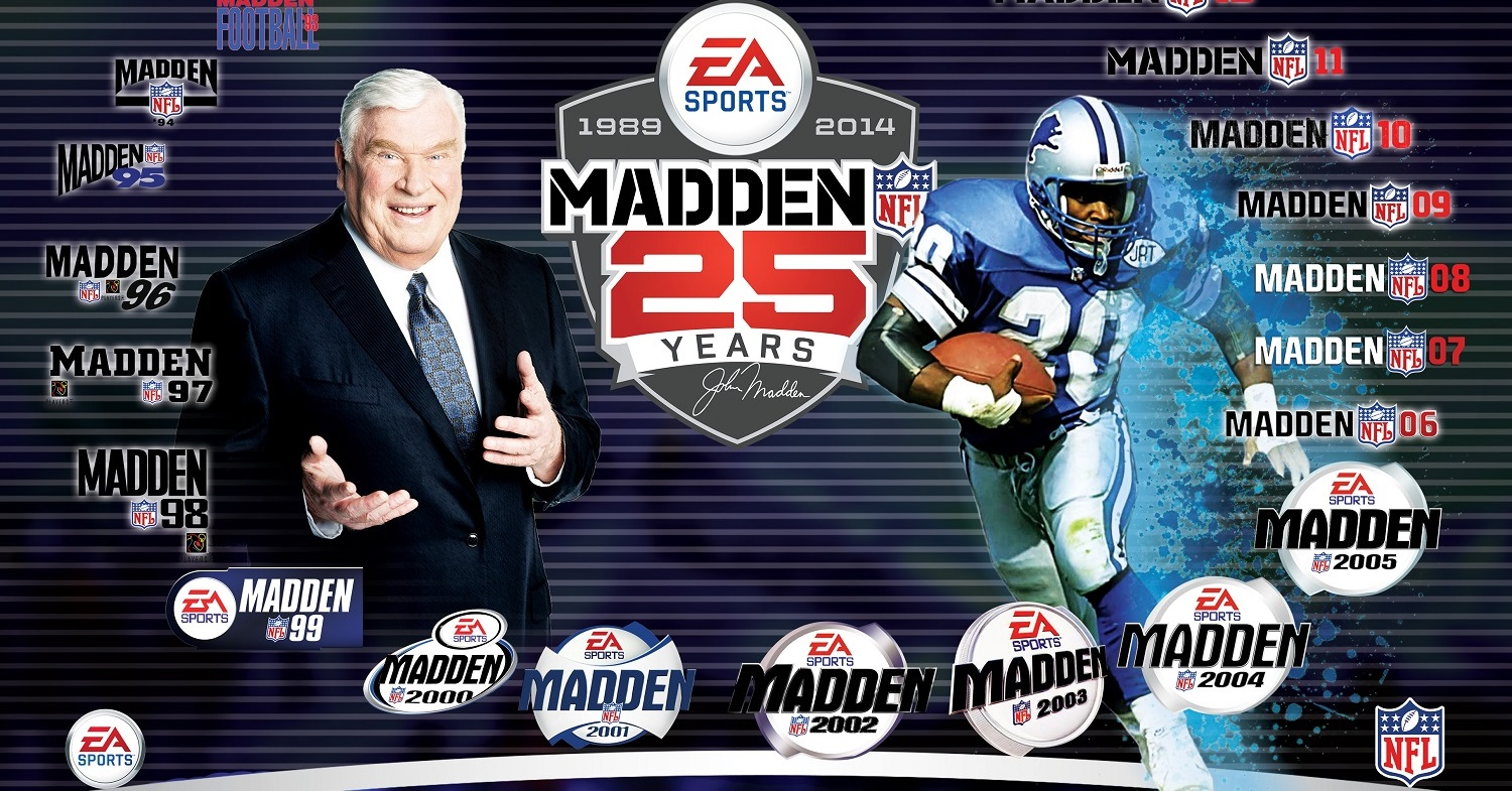 Top 10 players affected by the quot madden curse quot therichest