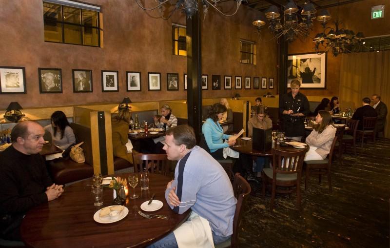 Robert Redford Restaurant Park City Utah