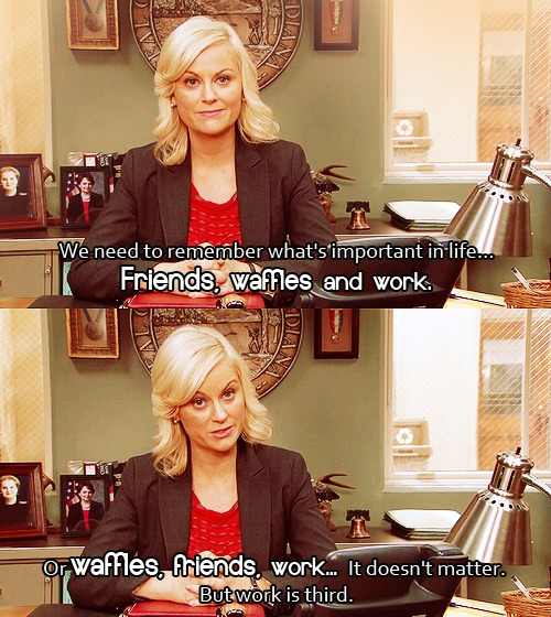 Funny Love Quotes Parks And Recreation : 10 Reasons Leslie Knope Is An American Heroine - TheRichest