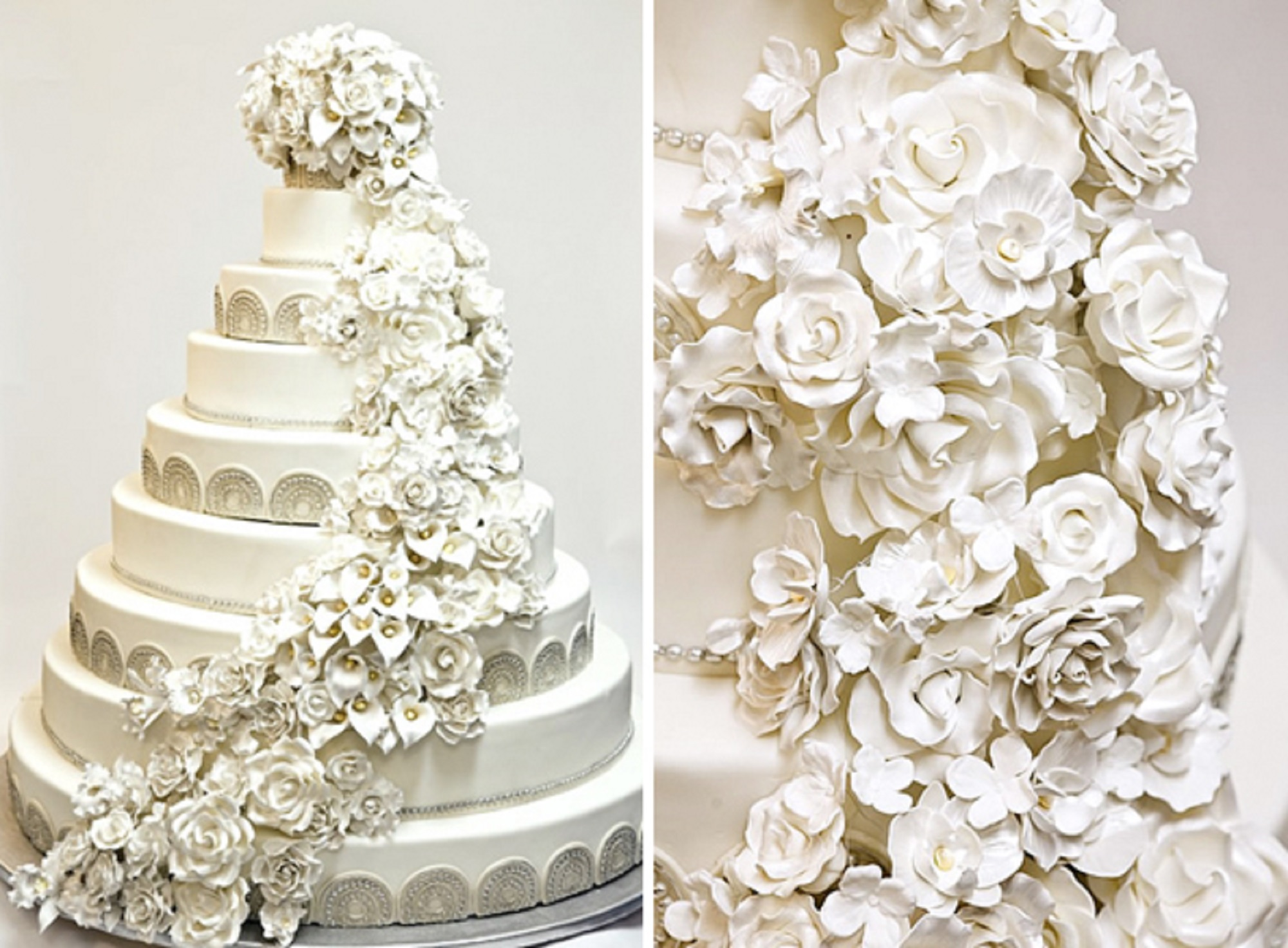 top 10 most expensive mouthwatering wedding cakes therichest. Black Bedroom Furniture Sets. Home Design Ideas