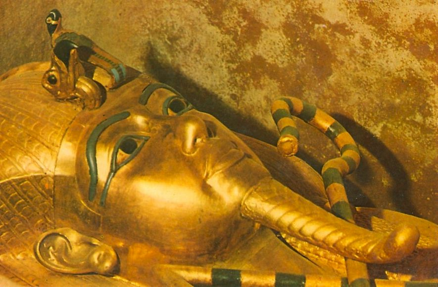 The Curse Of King Tuts Tomb Torrent: 10 Creepiest Ancient Egyptian Curses