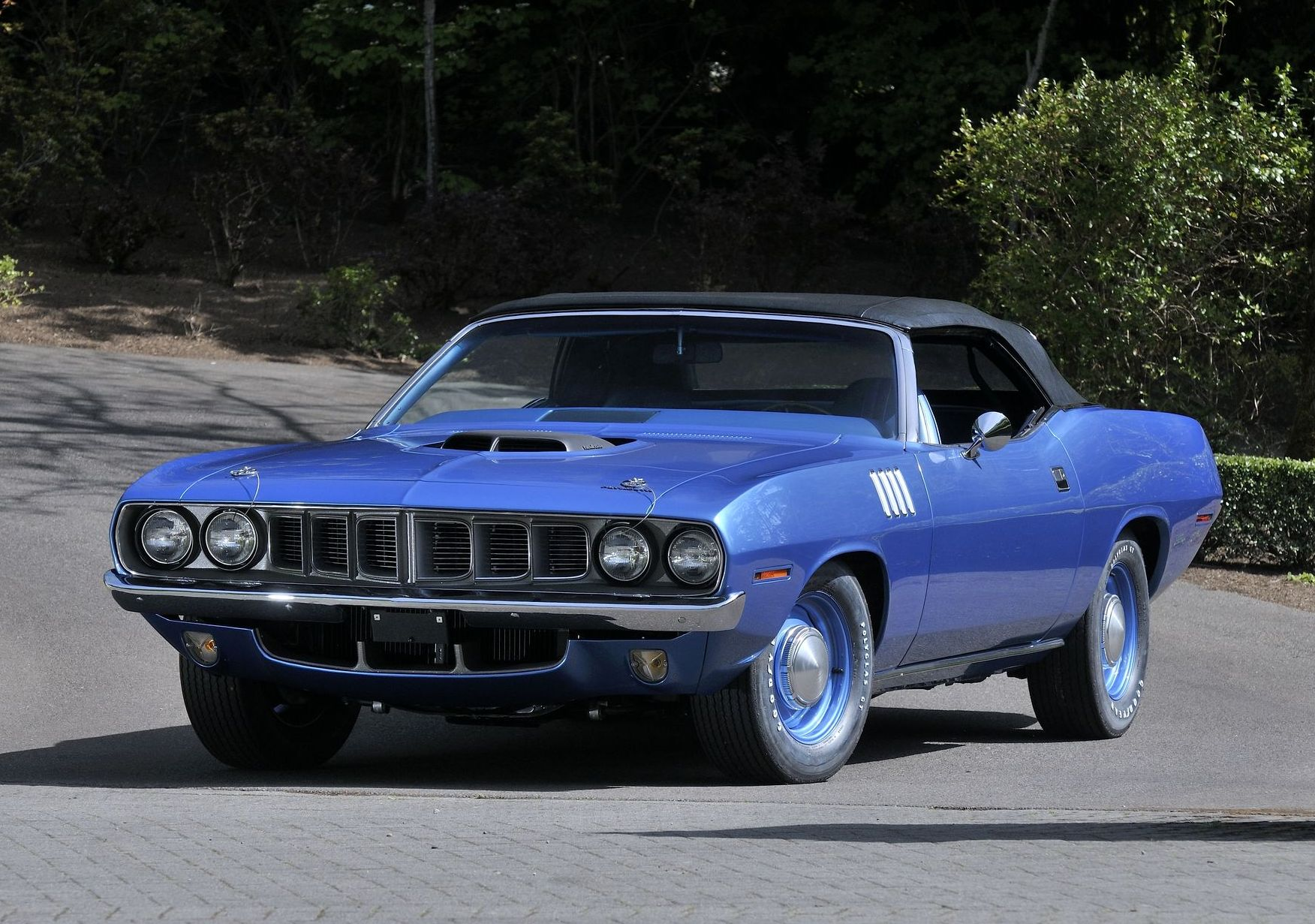 Top 10 Rarest American Muscle Cars