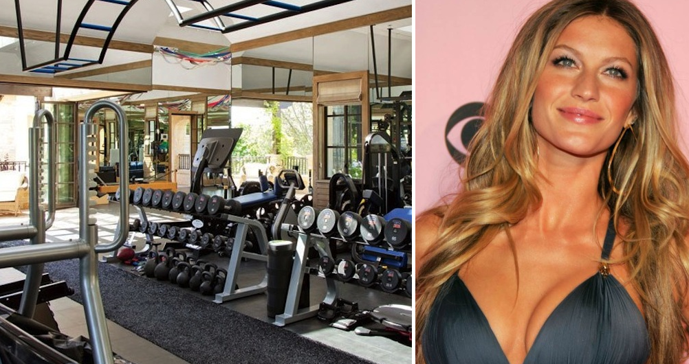 8 of the most amazing celebrity home gyms
