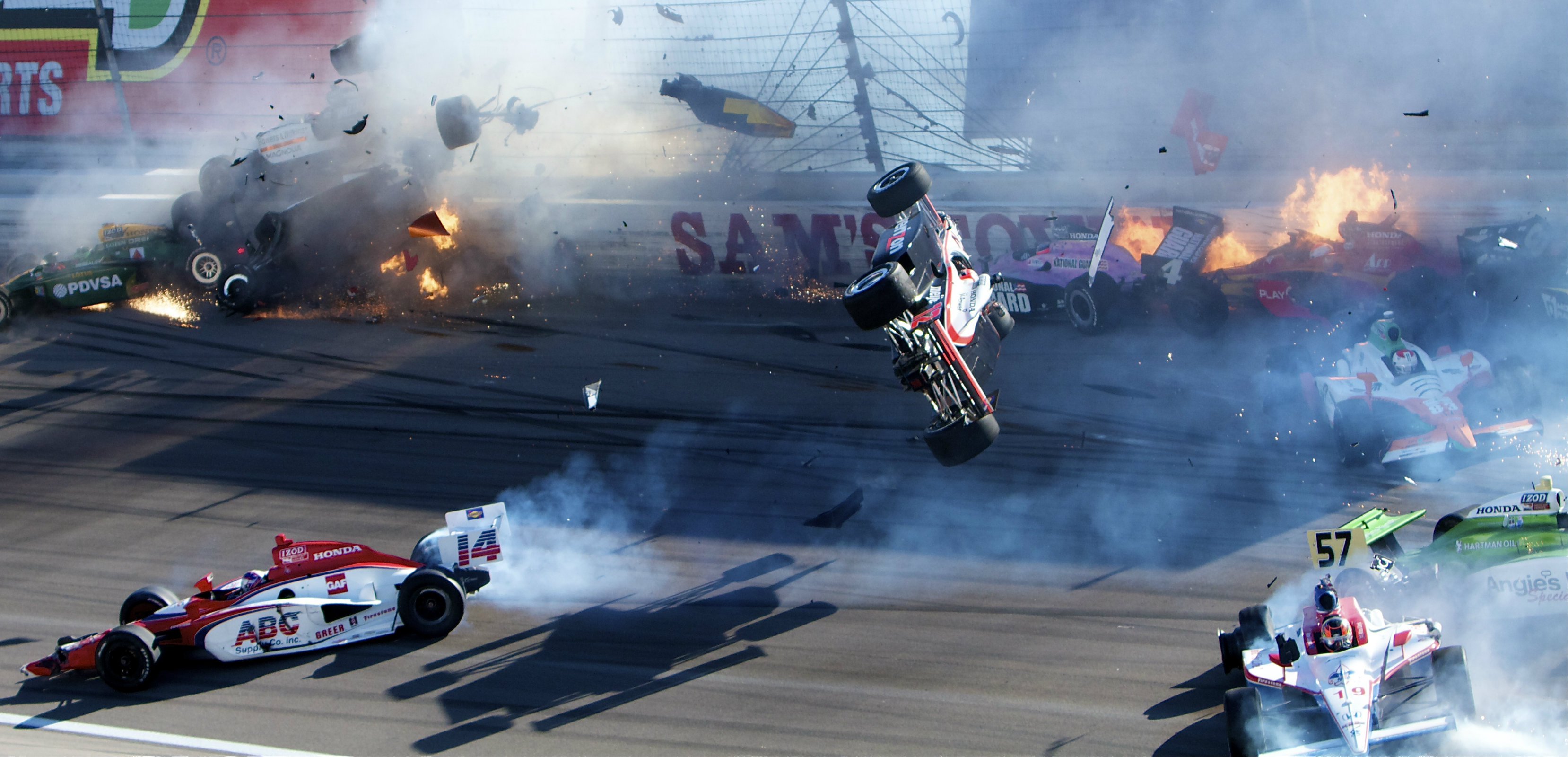 20 deadliest race car crashes in history