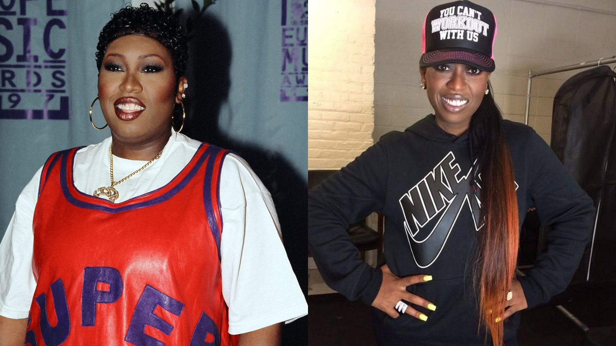 8 rappers who lost huge amounts of weight
