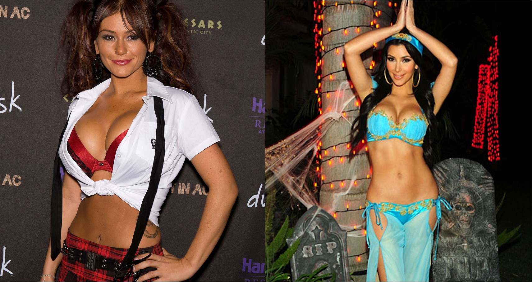 Celebrity Halloween Costumes That Might Even Be a Little ...