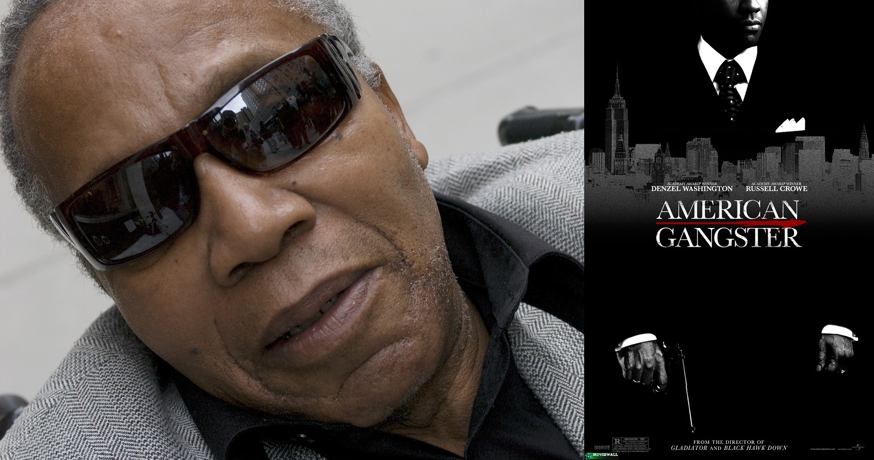 frank lucas the real american gangster American gangster is a 2007 crime film directed by ridley scott and starring  denzel washington and russell crowe washington portrays frank lucas, a real -.
