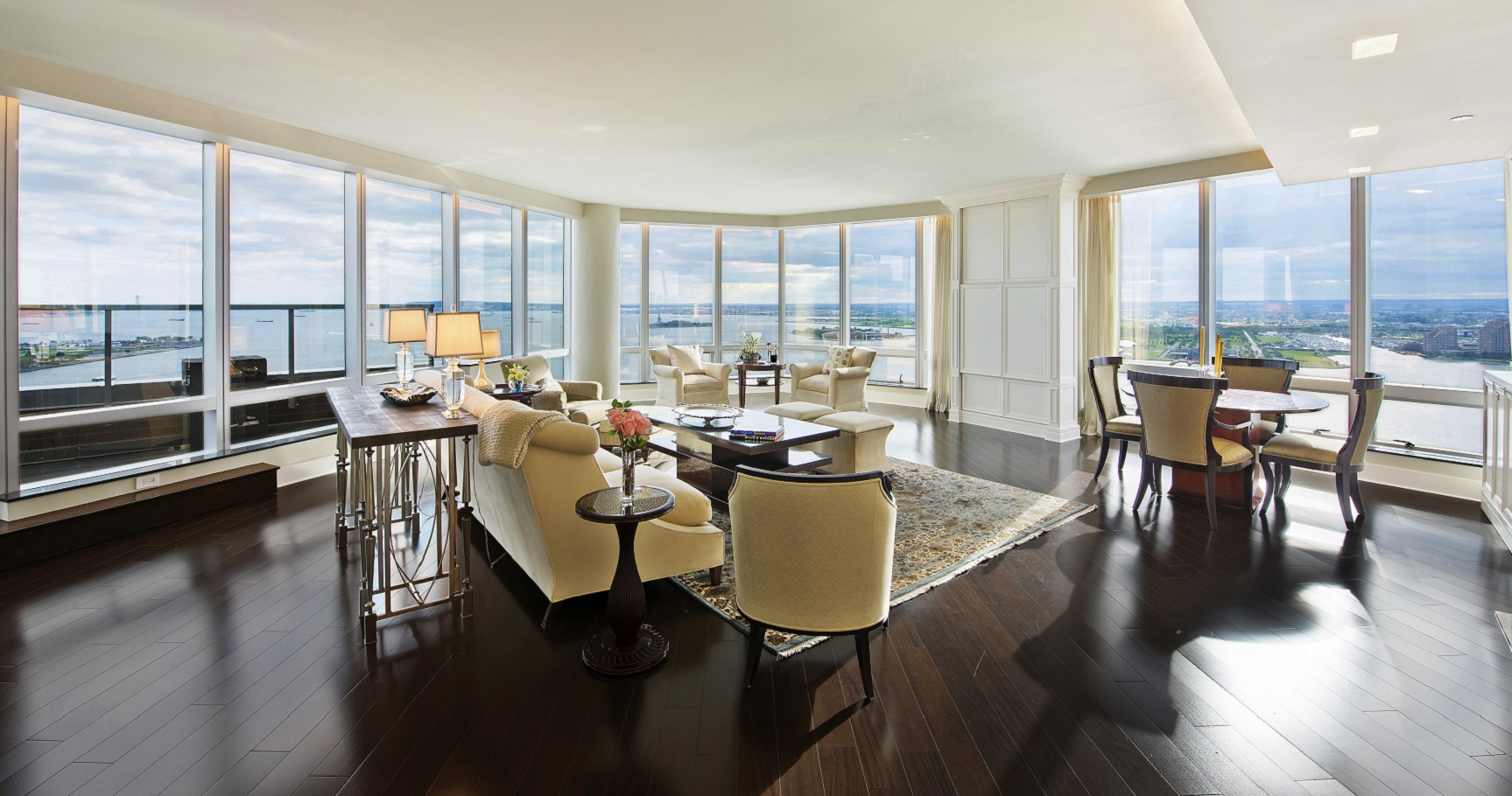 the 10 most expensive penthouses in new york city