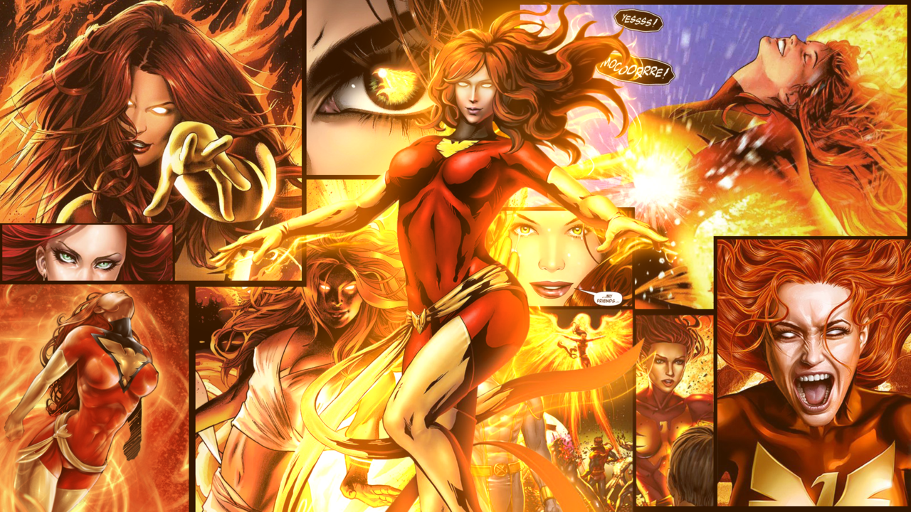 The 15 most powerful female characters in the marvel universe - Wallpaper jean grey ...
