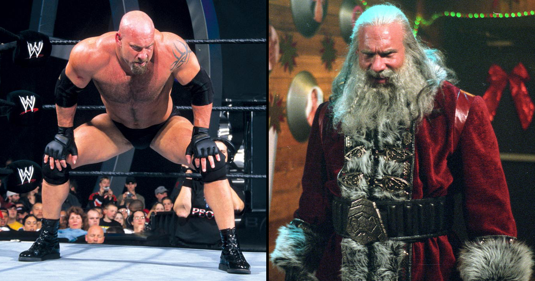 Things Bill Goldberg Did In The Ring