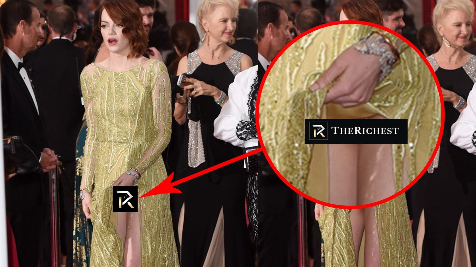 26 Shocking Celebrity Wardrobe Malfunctions You Forgot About