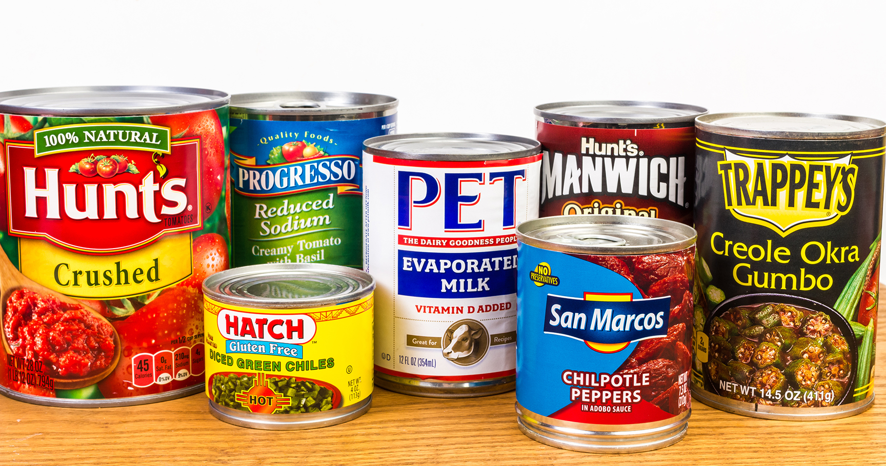 Canned Food Goods