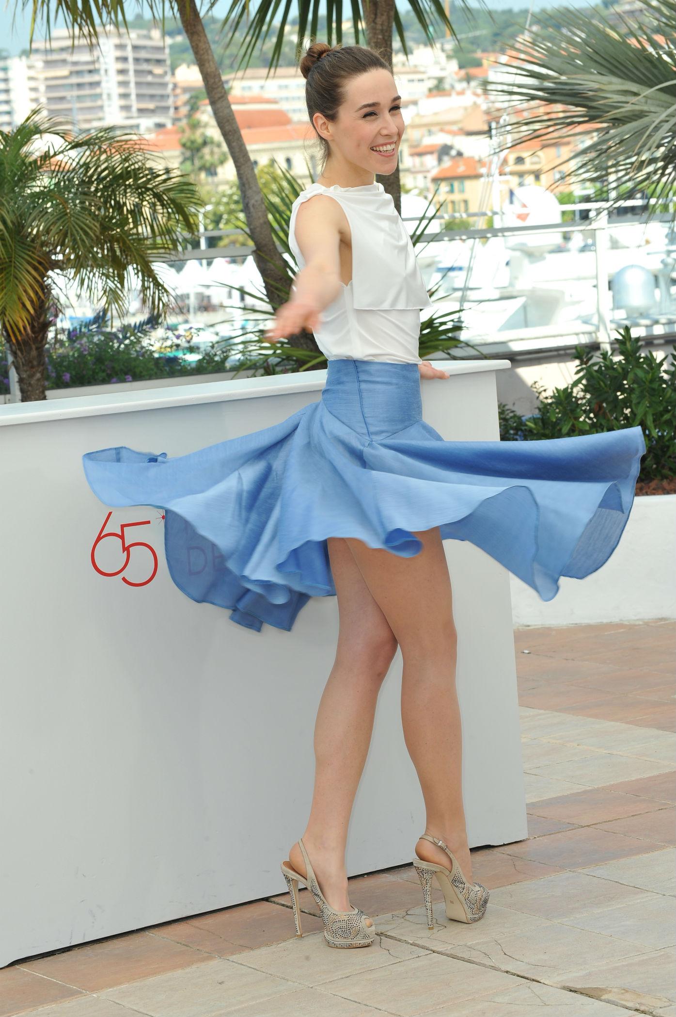 20 Female Celebs You Forgot Had Upskirt Photos Taken Of Them
