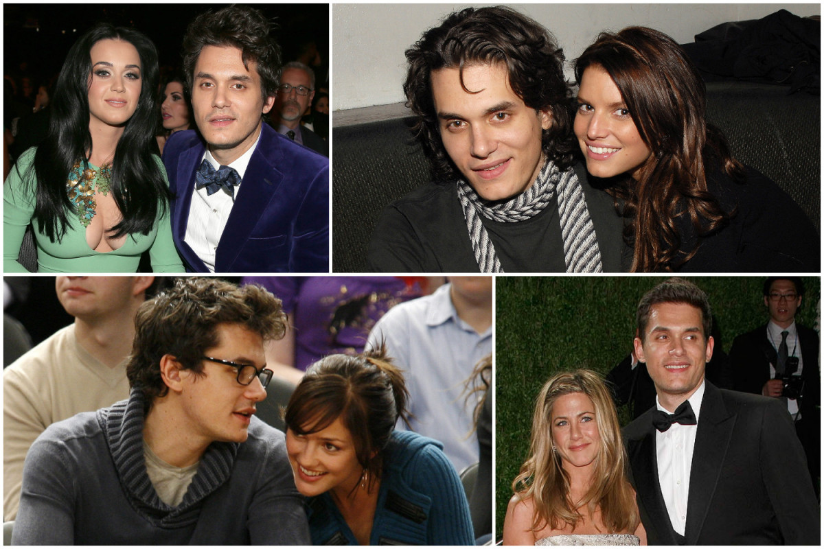 jennifer love hewitt dating john mayer Jennifer love hewitt (born february 21 in late 2005, hewitt began dating scottish actor ross mccall after he made an appearance on her show ghost whisperer.