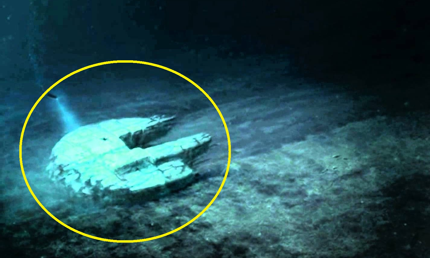 Top 10 Most Mysterious Underwater Spots In The World