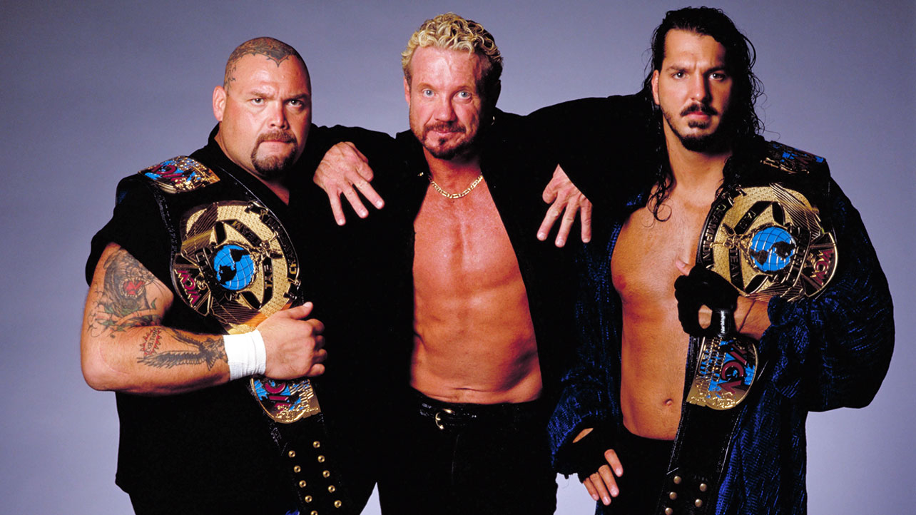 top 15 wcw stables you totally forgot about